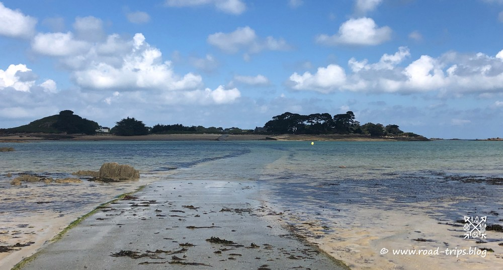 Île Callot bei Carantec