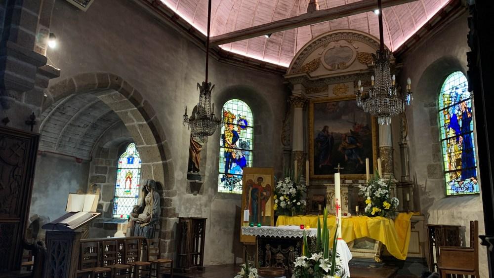 Pfarrkirche Saint Pierre