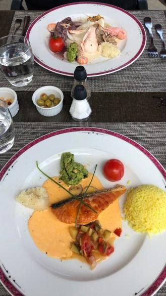 Restaurant Le Bord eau in Douarnenez