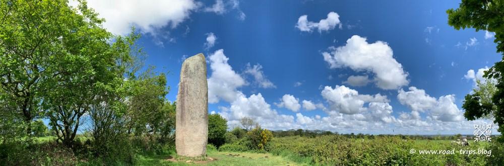 Menhir von Kerloas