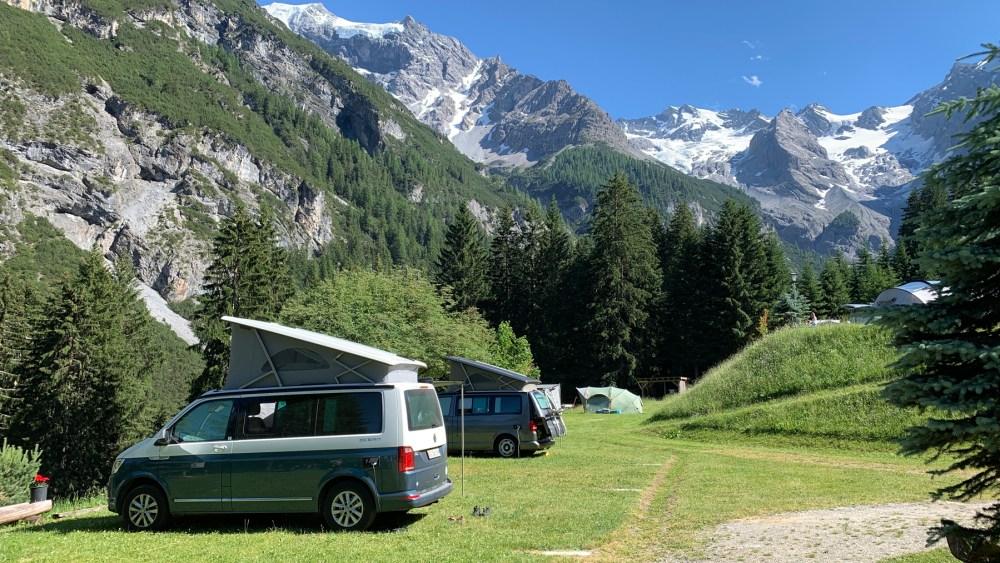Camping Trafoi