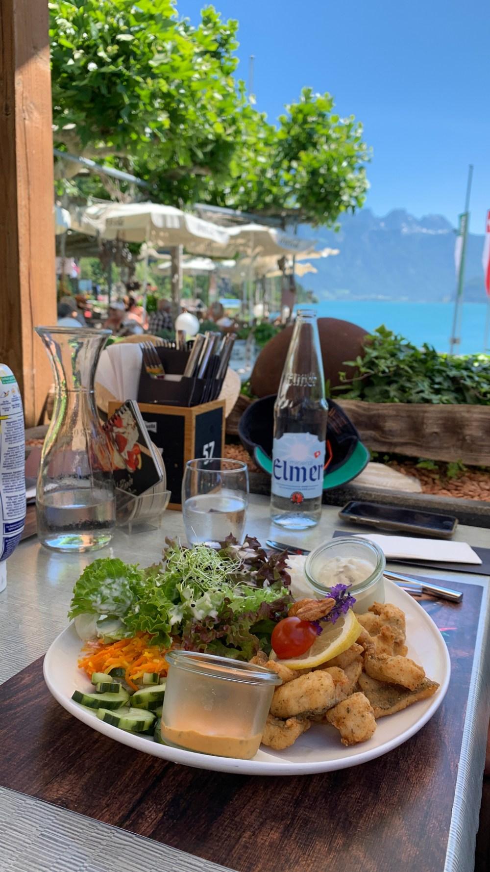 Restaurant Schifflände in Quinten