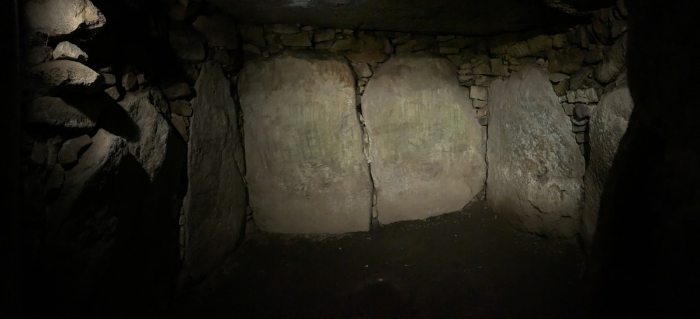 Tumulus von Kercado