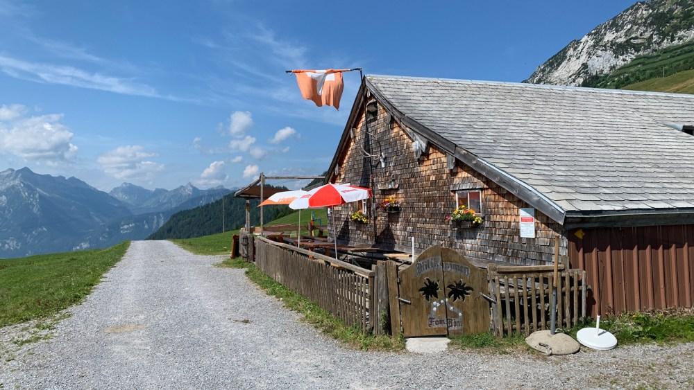 Strichboden Alp
