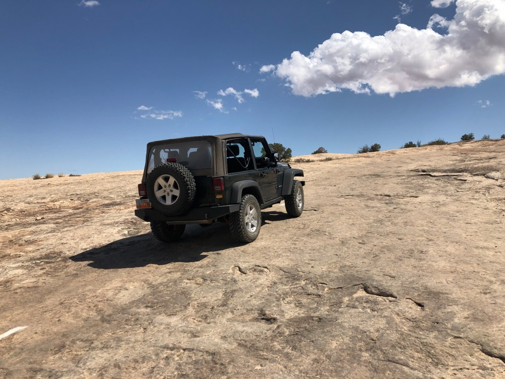 Courthouse Rock Trail