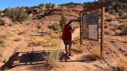 Maze Rock Art Site