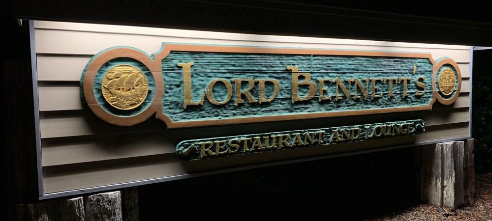 Lord Bennett's