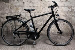 Spencer Ivy Spencer electric bike - full bike