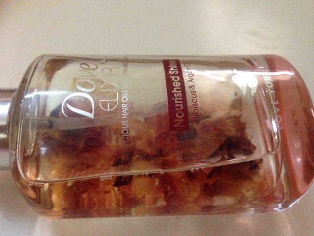 Dove Elixir Hibiscus and Argan Oil Review