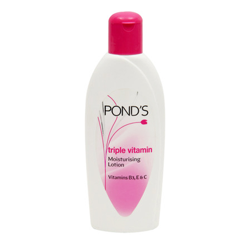 Pond's Triple Vitamin Body Moisturizing Lotion Review