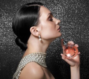 art of wearing the right perfume