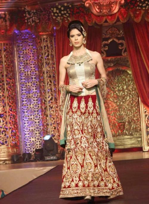 Latest Bridal Wear Trends 2014