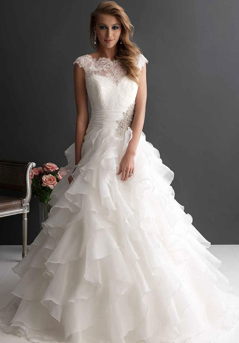 Choosing Perfect Wedding Dress for Your Taste and Personality