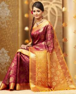 1-anushka-shetty-silk-saree