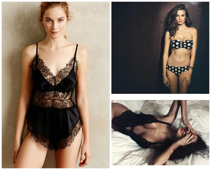Surprise Your Valentine with Lovely Lingerie