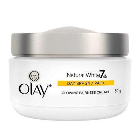 Olay Natural White Day Cream For Oily Skin