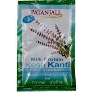Patanjali Kesh Kanti Milk Protein Shampoo Review