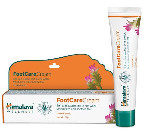 Himalaya Foot Care Cream Review