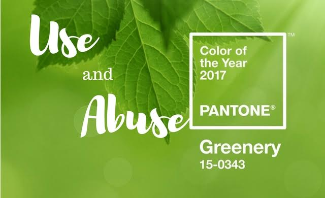 How to Incorporate Pantone Color of 2017 into Your Life