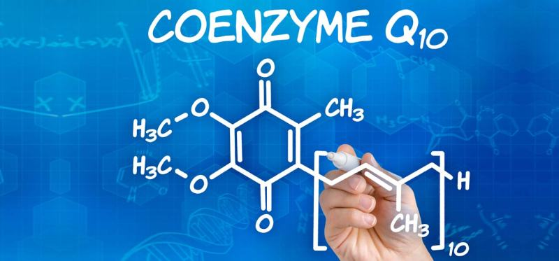 Taking CoQ10 supplements to improve skin
