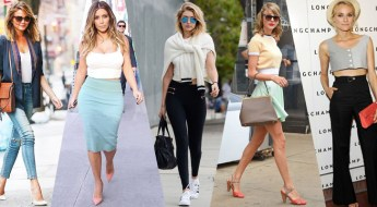 celebrities famous for their fashion style