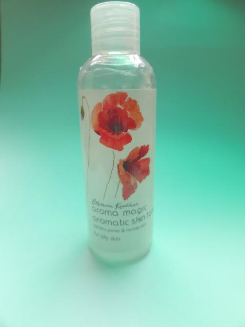 Aroma Magic Aromatic Skin Toner Review