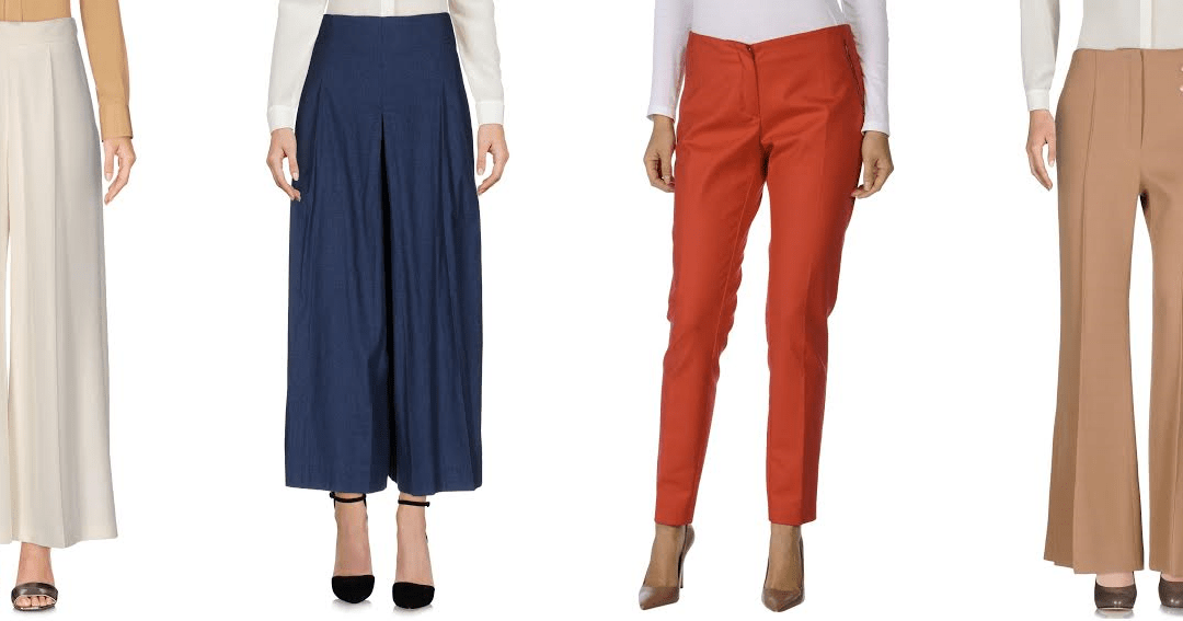 How to Nail Office Look with Trendy Trousers