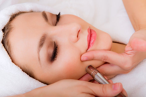 microdermabrasion for skin rejuvenation