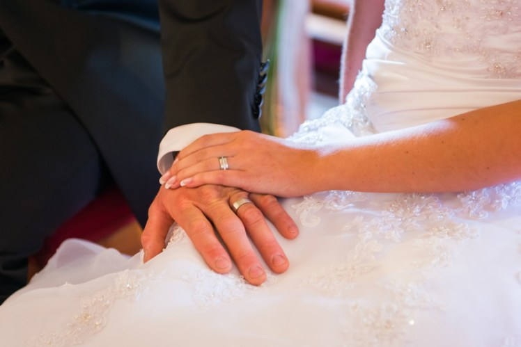 selecting your wedding ring