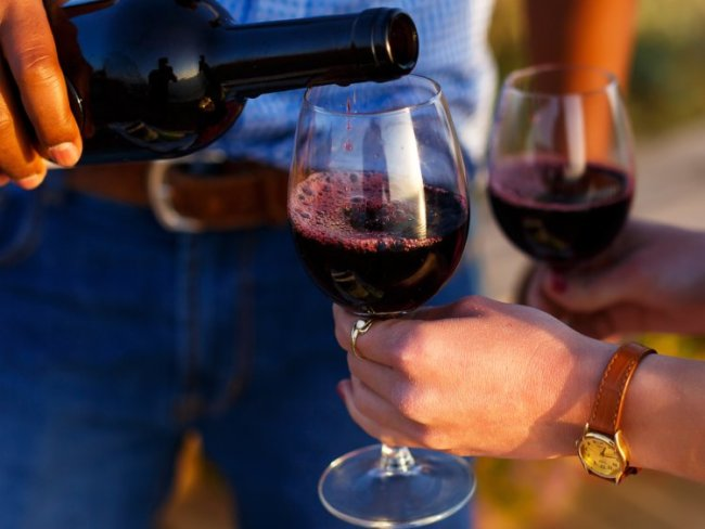 ketogenic diet and wine