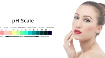 balance pH levels pf the skin