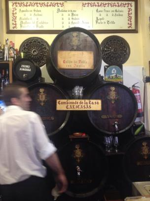 Vermouth on tap