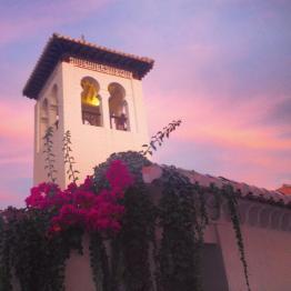 Sunset in Sacromonte