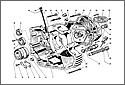 Vintage Ducati Engine Parts
