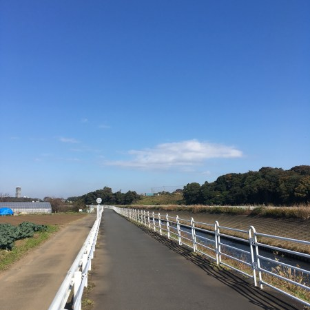 境川サイクリングロード4