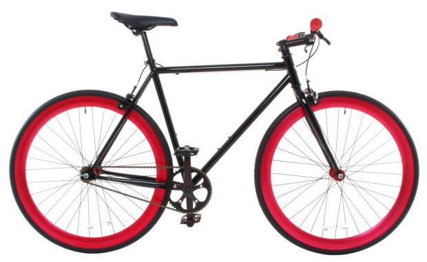 Vilano Rampage Fixed Gear Fixie Single Speed Road Bike Review