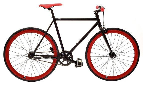 retrospec fixie bicycle