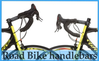 road bike handlebars