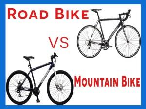 Road Bike vs Mountain Bike-Top 15 reason why road bike is better then mountain bike
