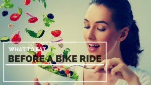 What To Eat Before And After A Bike Ride