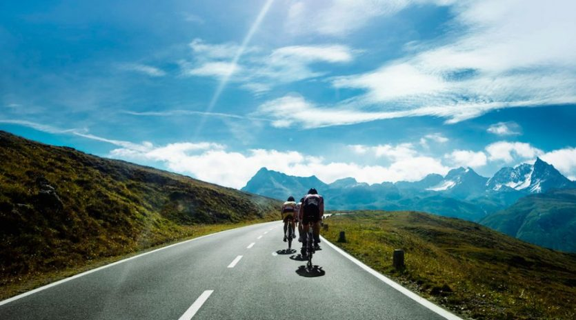 cycling for fitness