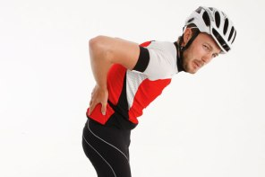 road bike back pain
