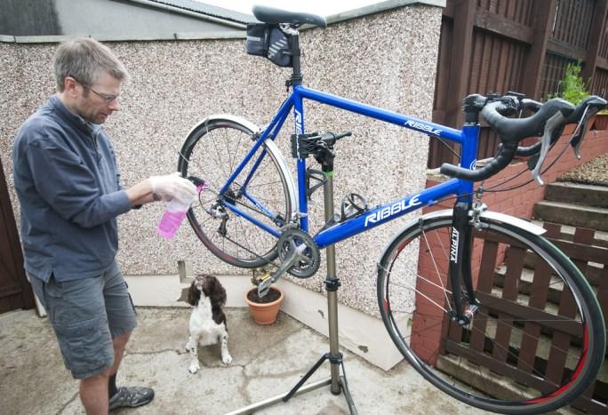 Bike Cleaning Tips
