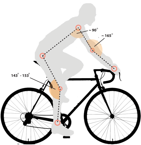 road bike size tips