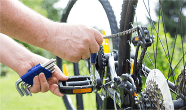 cycle chain cleaning DIY Tips