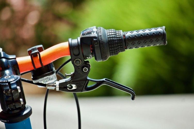 taking care of biking brakes