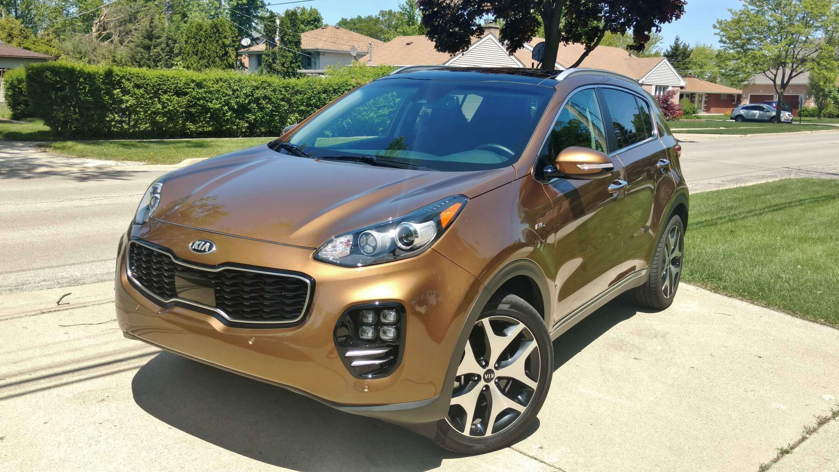 2017 kia sportage sx turbo awd quick review roadblazing. Black Bedroom Furniture Sets. Home Design Ideas