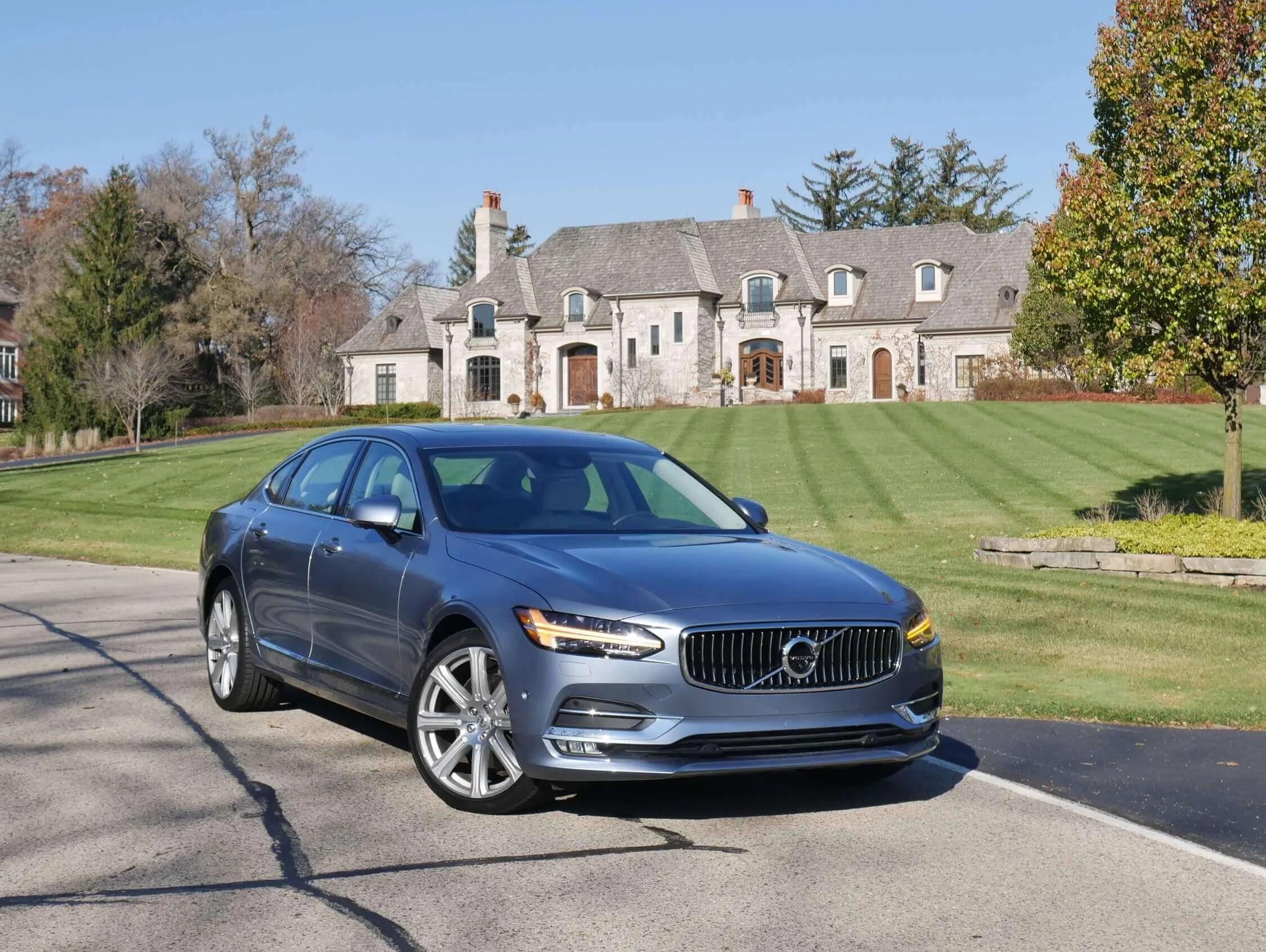 2018 Volvo S90 T6 Inscription Awd Bottom Line Review Roadblazing