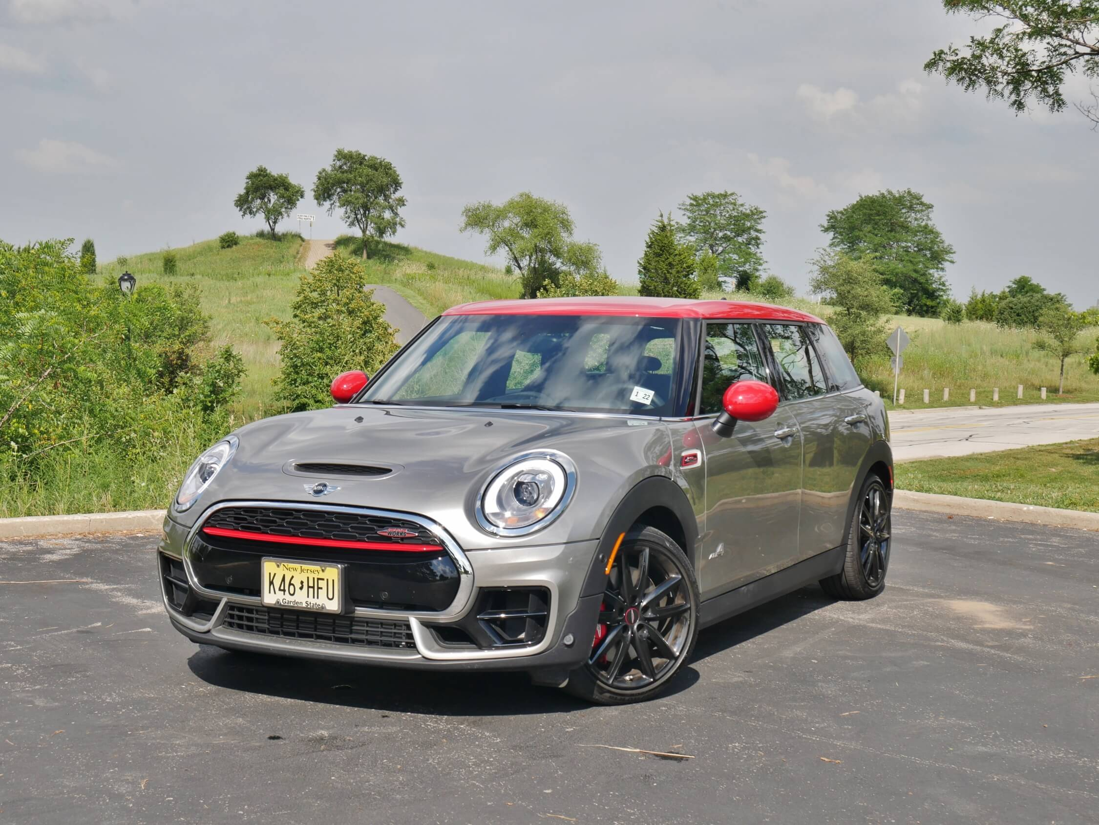 2017 Mini John Cooper Works Clubman All4 Bottom Line Review