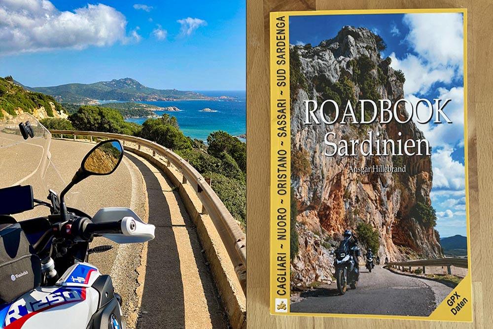 Roadbook Sardinien Kindle EBook